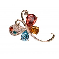 Jewel Pinch by Swarovski Elements - ButterFly