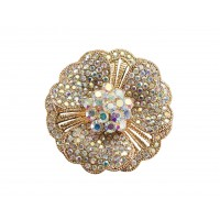 Jewel Pinch by Swarovski Elements - Flower