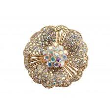 Jewel Pinch by Swarovski Elements - Flower