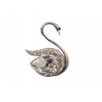Jewel Pinch by Swarovski Elements - Big Swan