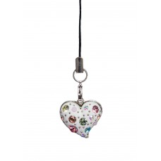 Accessory By Swarovski Elements - Heart Shape